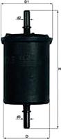 Топливный фильтр Knecht/Mahle KL248 -