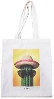 Сумка-шоппер MONAMI BAG-08 (кактус в шляпе) -
