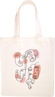 Сумка-шоппер MONAMI BAG-09 (абстракция) -