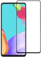 Защитное стекло для телефона Volare Rosso Fullscreen Full Glue для Samsung Galaxy A52 (черный) -