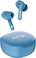 Беспроводные наушники Padmate PaMu T10M Quiet Mini (синий) -