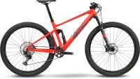 Велосипед BMC Fourstroke 01 Three Slx 2021 / FS01THREE (M, электрик красный) -