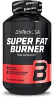 Жиросжигатель BioTechUSA Super Fat Burner / CIB000532 (120 таблеток) -