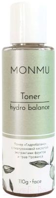 Тоник для лица Monmu Водный баланс