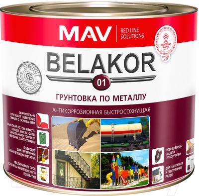 Грунтовка MAV Belakor-01
