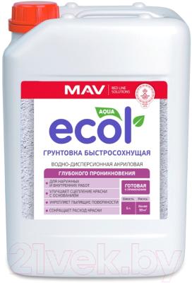 Грунтовка MAV Ecol ВД-АК-06