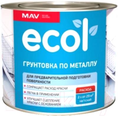 Грунтовка MAV Ecol ГФ-021