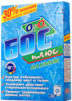 Отбеливатель Бос Плюс Maximum (300г) -