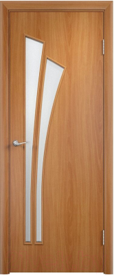 Дверь межкомнатная Тип-С С7 ДО(Ю) 80x200
