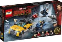 Конструктор Lego Super Heroes Побег от Десяти колец / 76176 -
