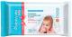 Влажные салфетки детские Нежность Baby (72шт) -