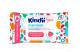 Влажные салфетки детские Kindii Fun Clean Hands с антибактериальной жидкостью, малина (15шт) -