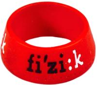 Кольцо для подседельного штыря Fizik 27.2мм / FZKRA8S003 (красный) -