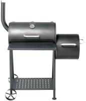 Угольный гриль GoGarden Chef-Smoker 60 / 50168 (серый) -