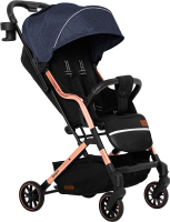 Детская прогулочная коляска Baby Tilly Smart T-169 (Ink Blue) -
