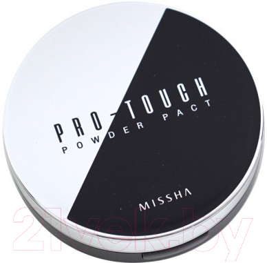 Пудра компактная Missha Pro-Touch Powder Pact SPF25/PA++ No.23 (10г)