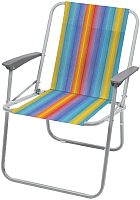 Кресло складное Ника КС4 (радужный) -