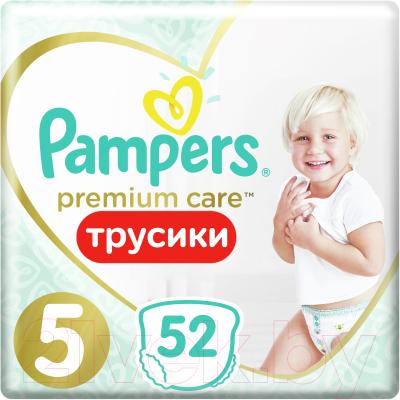 Подгузники-трусики детские Pampers Premium Care 5 Junior
