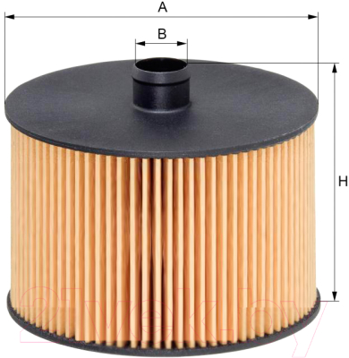 Топливный фильтр Hengst E79KPD118