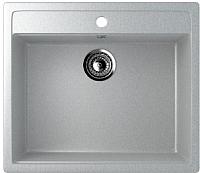 Мойка кухонная Ulgran U-104 (310 серый) -