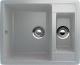 Мойка кухонная Ulgran U-106 (310 серый) -