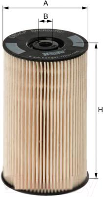 Топливный фильтр Hengst E85KPD146