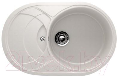 Мойка кухонная Ulgran U-110 (331 белый)
