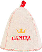 Шапка для бани Главбаня Царица / Б410 -