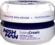 Крем для укладки волос NishMan Styling Cream White 06 (150мл)