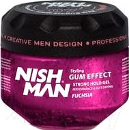 Гель для укладки волос NishMan G2 Ultra Hold Hair Styling Gel (300мл)