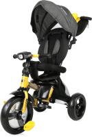Детский велосипед с ручкой Lorelli Enduro Yellow Black / 10050412101 -
