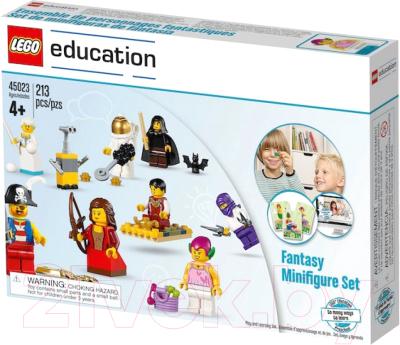 Конструктор Lego Education Сказочные и исторические персонажи / 45023