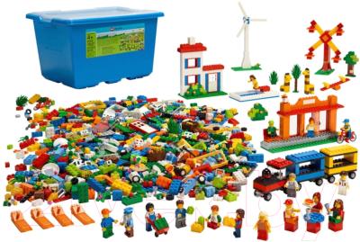 Конструктор Lego Education Городская жизнь / 9389