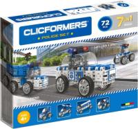 Конструктор Clicformers Police Set / 802002 (72эл) -