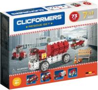 Конструктор Clicformers Rescue Set / 802003 (73эл) -