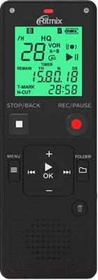 Цифровой диктофон Ritmix RR-820