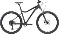 Велосипед STARK Tactic 27.4 HD 2021 (16, черный/серый) -