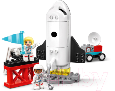 Конструктор Lego Duplo Экспедиция на шаттле 10944