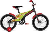 Детский велосипед STARK Tanuki 18 Boy 2021 (черный/красный) -