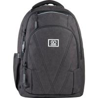 Рюкзак GoPack Сity / 21-171-1-L Go (черный) -