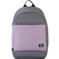 Рюкзак GoPack Сity / 21-173-1-L Go (серый/розовый) -