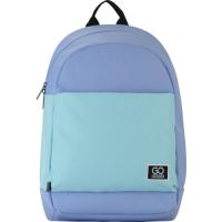Рюкзак GoPack Сity / 21-173-2-L Go (голубой/бирюзовый) -
