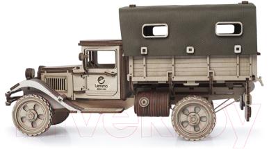Фургон игрушечный Lemmo Грузовик. Полуторка. Фургон / 01-09