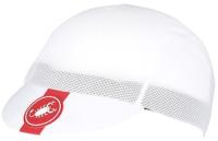 Велокепка Castelli A/C Cycling Cap / 4518024 (белый) -