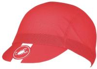 Велокепка Castelli A/C Cycling Cap / 4518024 (красный) -
