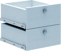 Модуль с ящиком MFMaster Прайм / МСТ-МСП-БД-БТ-16 (белый) -