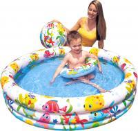 Надувной бассейн Intex 59469NP (132x28) -