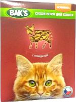 Корм для кошек Bak's С говядиной (10кг) -