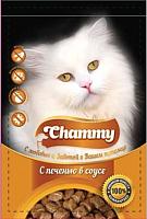 Корм для кошек Chammy С печенью (85г) -