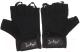 Перчатки для пауэрлифтинга Indigo SB-16-1575 (M, черный) -